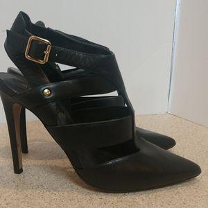 Aldo Black Heels Size 10